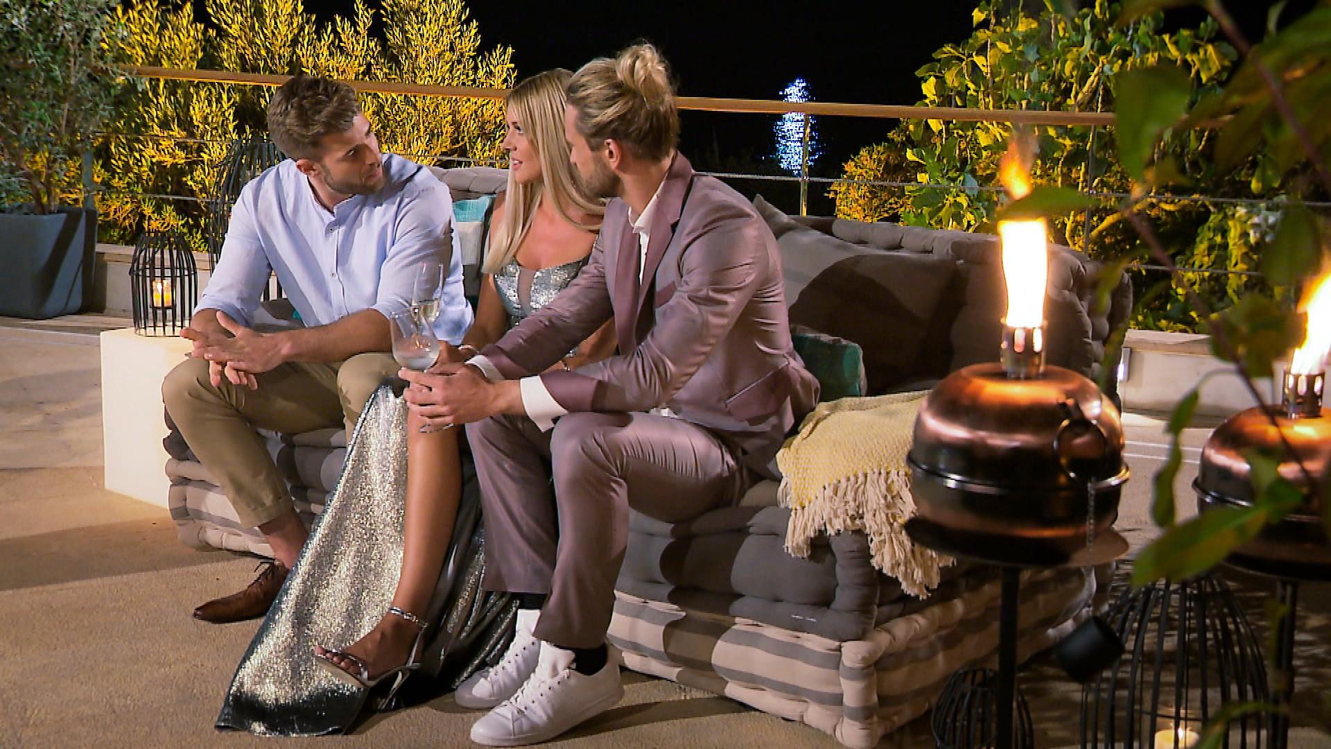 Die Bachelorette 20 Folge 20 – Gerda mit Marco und Jonas › STARSonTV