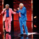 Mick Woernbanaran und Henk Klompenmaker