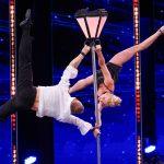 Das Supertalent 2019 Show 9 - Illya Strakhov und Anastasiia Strakhova