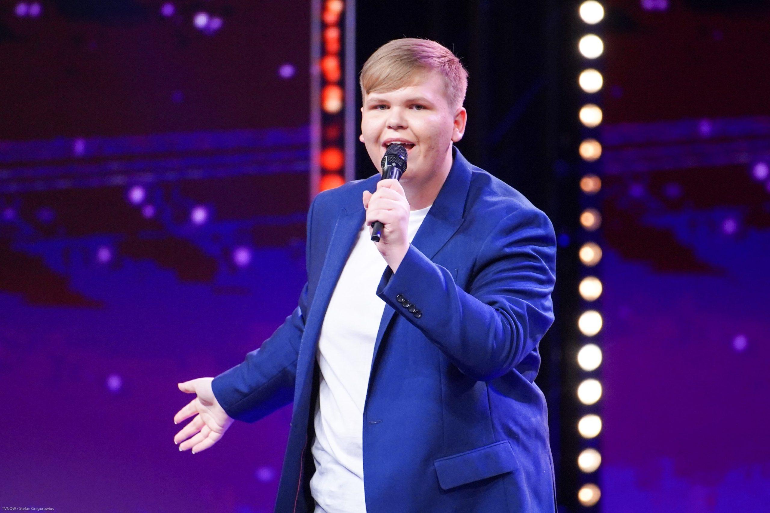 Das Supertalent 2019 Show 11 - Patrick Bertoletti