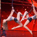 Das Supertalent 2019 Show 7 - Regina und Kristina Rau