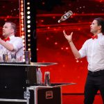 Das Supertalent 2019 Show 9 - Kristoff Salewski und Alex Öhler