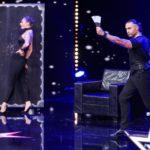 Das Supertalent 2019 Show 11 - Andrei Gomonov und Darya Sharamet
