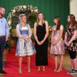 Bauer sucht Frau - Thomas H. mit Carina, Lena und Michelle