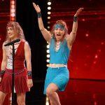 Das Supertalent 2019 Show 9 - Yvonne und Nicole Scholich