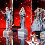 "Milos Hudec und der Chor ""Big Names"""