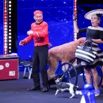 Das Supertalent 2019 Show 8 - Michael und Pascale Sylvie Freeman