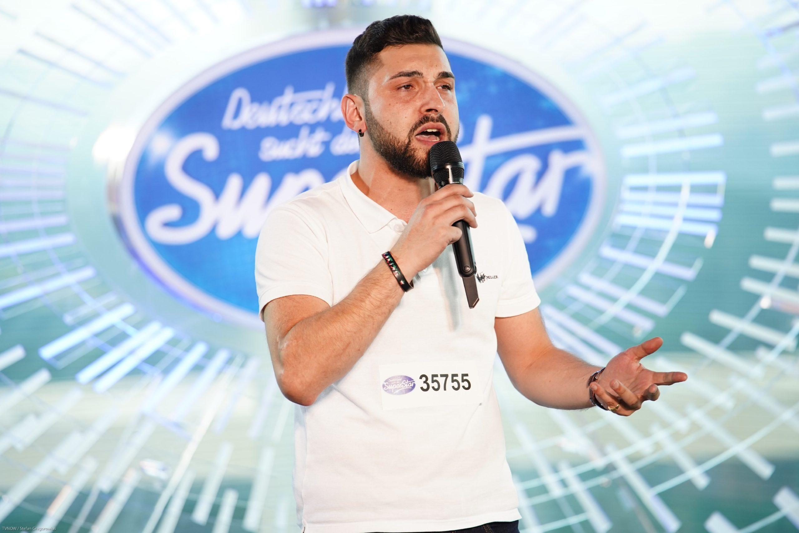 DSDS 2020 Casting 12 - Florian Hasler