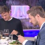 Prince Charming 2019 Finale - Dominic und Nicolas beim romantischen Dinner
