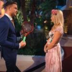 Der Bachelor 2020 Folge 1 - Sebastian mit Denise-Jessica