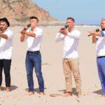 DSDS 2020 Recall Südafrika - Ricardo Rodrigues, Luis Molicnik, Ramon Kaselowsky und Manolito Schwarz