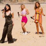 DSDS 2020 Recall Südafrika - Kristina Shloma, Lorna Hysa und Daniela Washington Matias