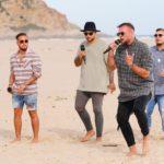 DSDS 2020 Recall Südafrika - Kevin Jenewein, Kevin Amendola, Joshua Tappe und Raphael Goldmann