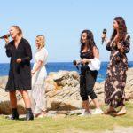 DSDS 2020 Recall 2 Südafrika - Paulina Wagner, Nataly Fechter, Chiara Damico und Kristina Shloma