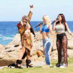 DSDS 2020 Recall 2 Südafrika - Lydia Kelovitz, Lorna Hysa und Vanissa Toufeili