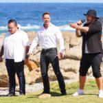DSDS 2020 Recall 2 Südafrika - Francesco Mobilia, Ramon Kaselowsky und Raphael Goldmann