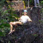 Der Bachelor 2020 Folge 2 - Sebastian beim Ziplining