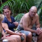 Dschungelcamp 2020 Tag 1 - Danni Büchner, Claudia Norberg und Sven Ottke