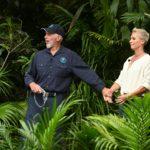 Dschungelcamp 2020 Dschungelprüfung Tag 4 - Dr. Bob, Sonja Zietlow und Daniel Hartwich