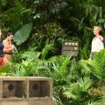 Dschungelcamp 2020 Dschungelprüfung Tag 4 - Danni Büchner, Elena Miras, Sonja Zietlow und Daniel Hartwich
