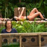 Dschungelcamp 2020 Dschungelprüfung Tag 4 - Elena flieht aus dem Ekel-Bottich
