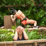 Dschungelcamp 2020 Dschungelprüfung Tag 4 - Elena will schnell aus dem Ekel-Bottich