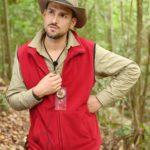 Dschungelcamp 2020 Tag 4 - Marco Cerullo bei der Schatzsuche