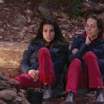 Dschungelcamp 2020 Tag 4 - Elena Miras und Anastasiya Avilova