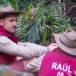 Dschungelcamp 2020 Tag 4 - Marco Cerullo und Raul Richter