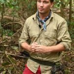 Dschungelcamp 2020 Tag 5 - Raul Richter bei der Schatzsuche