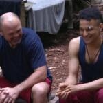 Dschungelcamp 2020 Tag 5 - Sven Ottke und Prince Damien