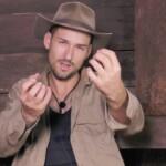 Dschungelcamp 2020 Tag 6 - Marco Cerullo im Dschungeltelefon
