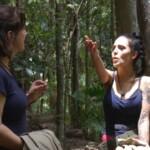 Dschungelcamp 2020 Prüfung Tag 7 - Danni und Elena streiten sich
