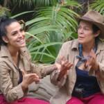 Dschungelcamp 2020 Tag 7 - Elena Miras und Sonja Kirchberger