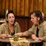 Dschungelcamp 2020 Prüfung Tag 7 - Elena und Danni essen Fruchttörtchen