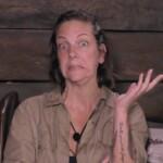 Dschungelcamp 2020 Tag 8 - Danni Büchner im Dschungeltelefon