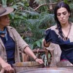 Dschungelcamp 2020 Tag 8 - Sonja Kirchberger und Elena Miras