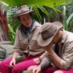 Dschungelcamp 2020 Tag 8 - Sonja Kirchberger und Marco Cerullo