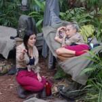 Dschungelcamp 2020 Tag 8 - Elena Miras und Toni Trips