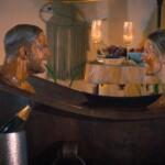 Der Bachelor 2020 Folge 4 - Sebastian und Wioleta nehmen ein Schoko-Bad