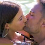 Der Bachelor 2020 Folge 6 - Sebastian und Natali küssen sich