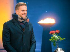 Sebastian bei der siebten Nacht der Rosen.