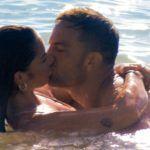 Der Bachelor 2020 Folge 8 - Sebastian und Diana küssen sich