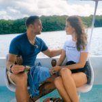 Der Bachelor 2020 Folge 8 - Sebastian und Wioleta bei ihrem Dreamdate