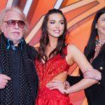 Let's Dance 2020 - Lili Paul-Roncalli mit ihren Eltern Eliana und Bernhard Paul