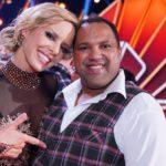 Let's Dance 2020 - Ailton tanzt mit Isabel Edvardsson