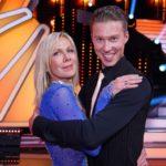 Let's Dance 2020 - Ulrike von der Groeben tanzt mit Valentin Lusin