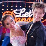 Let's Dance 2020 - Moritz Hans tanzt mit Renata Lusin