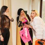 DSDS 2020 - Chiara, Lydia und Lorna teilen sich ein Zimmer