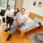 DSDS 2020 - Ricardo, Tamara und Marcio teilen sich ein Zimmer
